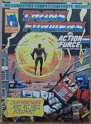 Transformers UK Comic Issue 235