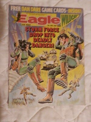 EAGLE ccomic (1979) with free gift