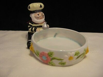2004 Hershey Kiss Collectibles ceramic candy dish / bowl  New! (B84)