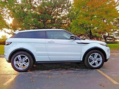2012 Land Rover Range Rover Dynamic Sport 2012 Range Rover Evoque Coupe Dynamic Sport Utility 2-Dr! Clean! Only 19K miles!