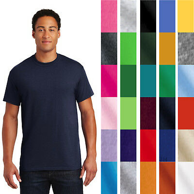 Gildan 8000 DryBlend 50/50 Cotton Poly T-Shirt