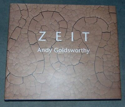 ANDY GOLDSWORTHY - Zeit (Fotokunst, Meditation)