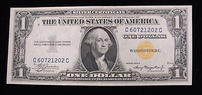 *stunning 1935 Series $1.00 North Africa Silver Certificate Note*