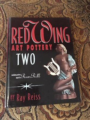 Red Wing Art Pottery Two Guide Book