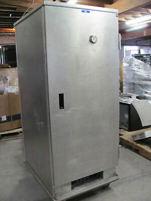 Local Pick Up Only - SECO Insulate Mobile Heater Proofer Cabinet UVCHI-66-RFM