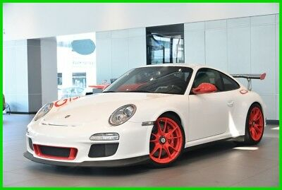 2011 Porsche 911 GT3 RS 2011 GT3 RS Used 3.8L H6 24V Manual RWD Coupe Premium