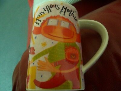Dunoon Marvellous Mother Mug By Katie Brettell