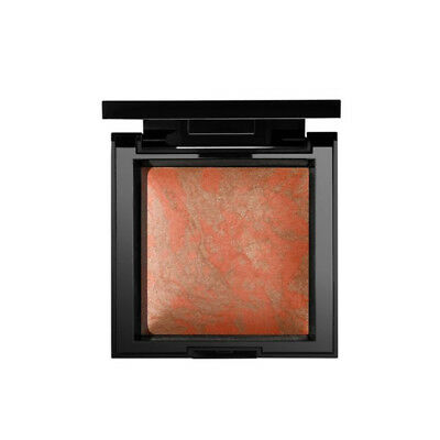 bareminerals Invisible Glow Powder Highlighter (Dark to Deep) 0.24oz/6.8g