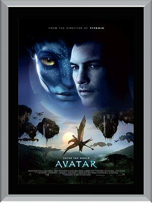 Avatar Movie Alt A1 To A4 Size Poster Prints