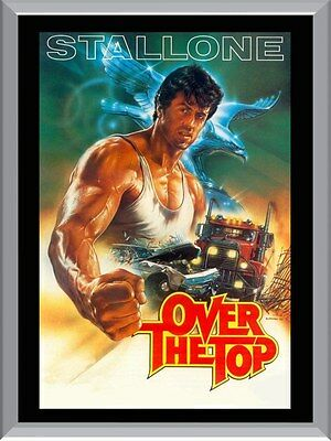 Over The Top Movie A1 To A4 Size Poster Prints