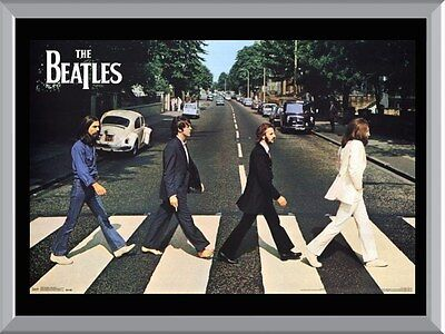 The Beatles A1 To A4 Size Poster Prints
