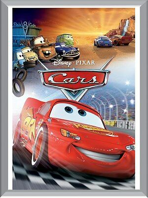 Cars MovieA1 To A4 Size Poster Prints