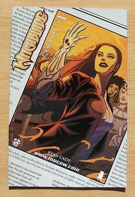 Witchblade Case Files #1 VF 2014 Top Cow, Ryan Cady, Michael Turner, Laura Braga
