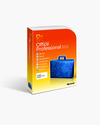 Genuine Microsoft Office 2007 Professional  Product Licence Key 32Bit 64Bit