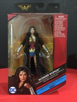 DC Comics Multiverse Wonder Woman with Ares Build a Figure