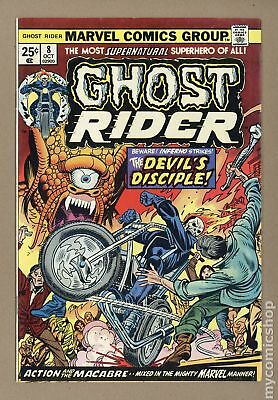 Ghost Rider (1st Series) #8 1974 FN 6.0