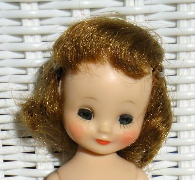 VINTAGE 1st Year Betsy McCall Doll from 1957—has RARER RED HAIR!!