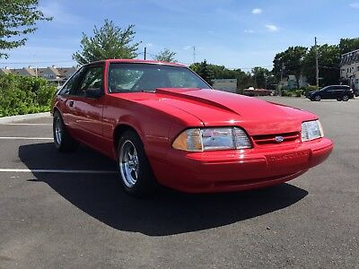 1990 Ford Mustang LX 1990 Ford Mustang
