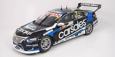 2015 Bathurst Nissan Altima Carsales #7 T.Kelly/A.Buncombe  1:18 Apex