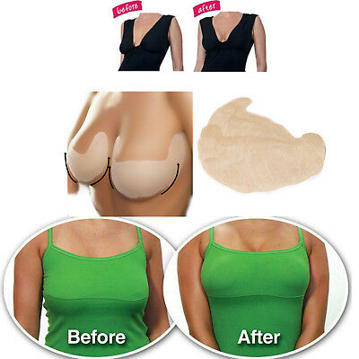 a3faa35b29 5 10 Pairs Strapless Instant Lift Breast Lifts Invisible Bra Tape Nipple  Covers