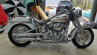 2005 Harley Davidson Screaming Eagle 103 Fatboy only travelled 4086 kms