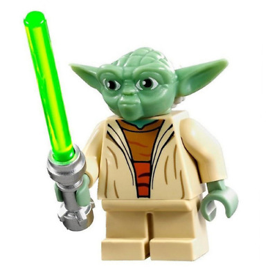 Star Wars The Last Jedi Yoda - Building Block Toy Compatible with Lego