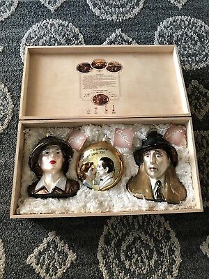 Polonaise Casablanca Ornaments With Wooden Box