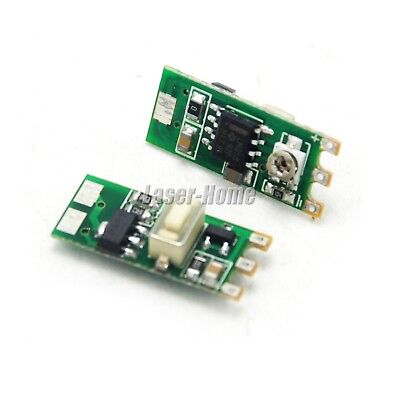 2pcs Power Supply Driver Board For 532nm650nm780nm808nm980nm Laser Diode Module