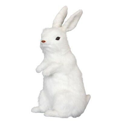 Bunny our Lifelike White Rabbit - 72cm