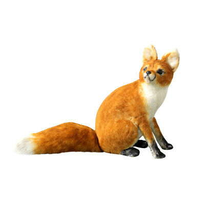 Ali the Lifelike Red Fox - 43cm