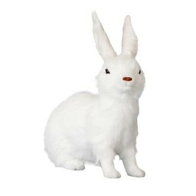 Miffy our Lifelike White Rabbit - 58cm