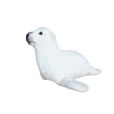Vicky the Lifelike White Sea Lion - 38cm
