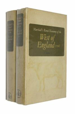 Rural Economy of the West of England,William Marshall