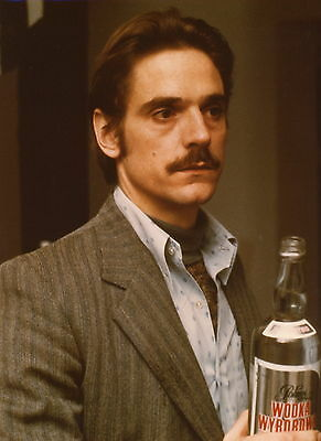 Jeremy Irons Moonlighting Travail Au Noir  1982 Vintage Photo Argentique N°7