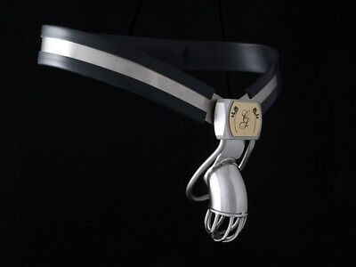 chastity belt CS-500 from Chasititysteel - custom made - Made in Germany