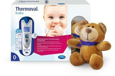 Thermoval baby sense Fieberthermometer inkl. Teddy 1St PZN: 13815347