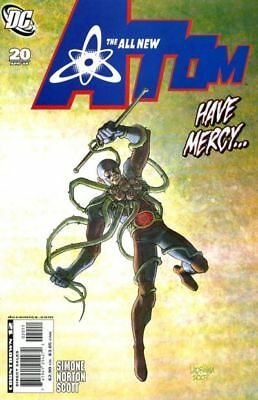 The All New Atom #20 (2008) 1St Printing Bagged & Boarded Dc Comics