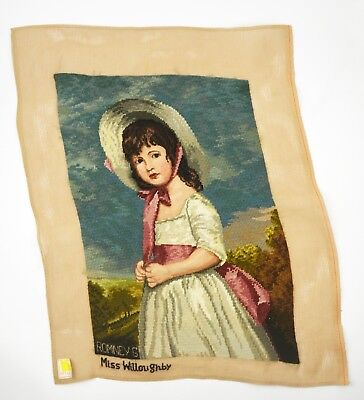 Lindhorst Tapisserie Needlepoint Miss Juliana Willoughby George Romney Tapestry