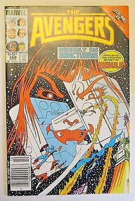 Avengers #260 FN Vol. 1 1985 ** $3.99 Unlimited Shipping **