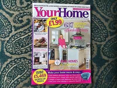 Your Home Magazine October 2017