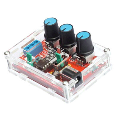 High Precision Function Signal Generator DIY Kit Sine/Triangle/Square Output