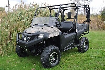 HONDA SXS700M4G PIONEER 4 DELUXE 700cc $1500 in Extras!  Financing & Shipping