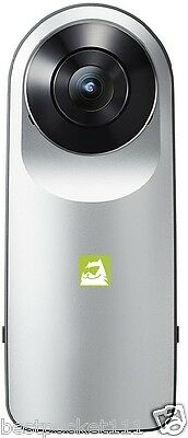 LG 360 CAM Spherical Camera wide angle 13MP Photos 2K Video LGR105 in OEM Box
