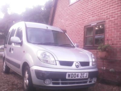Renault Kangoo spares or repairs
