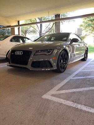 2015 Audi RS7 Prestige 2015 Audi RS7 CPO/AUDI CARE/TIRE WARRANTY**