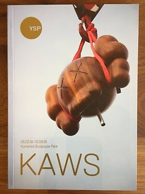KAWS YSP Behind the Scenes Guidebook Catalog Companion, Small Lies, Hypebeast