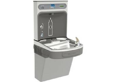 Elkay EZS8WSLK EZH2O Drinking Fountain and Bottle Filling Station (Small Dent)