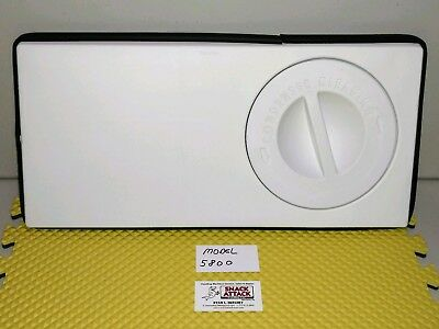 Dixie Narco Bev Max 2, 3, 4 - 5800 Upgrade Condenser Clean Out Panel W / Door