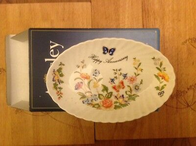 Aynsley China Cottage Garden Triple Picture Frame
