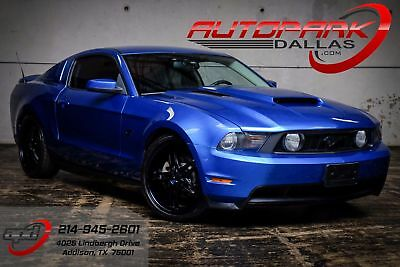 2010 Ford Mustang GT 2010 Blue GT!